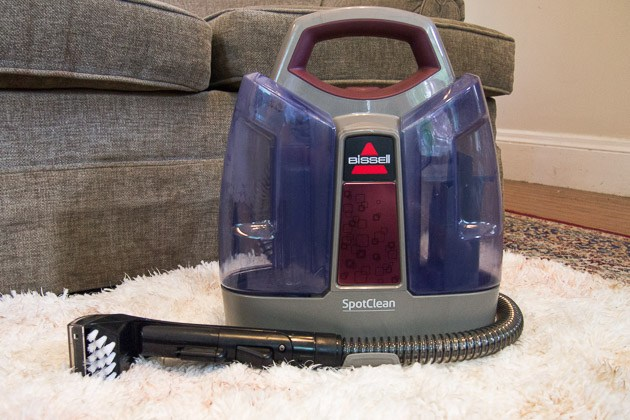 Portable Carpet Upholstery Cleaners
