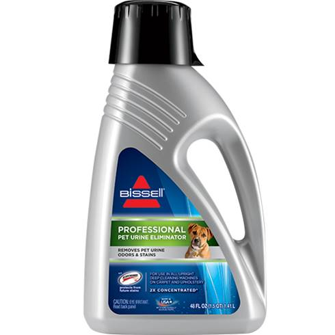 Bissell 2x Professional Pet Urine Eliminator Carpet Shampoo