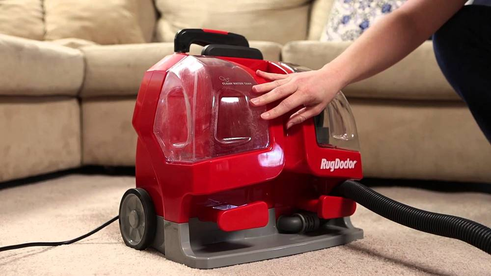 Rug Doctor Carpet Cleaner Reviews Buying Guide 2019