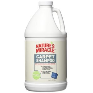 Nature's Miracle Stain Carpet Shampoo