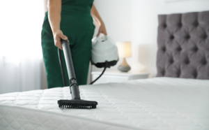 Can You Use a Carpet Cleaner on a Mattress Featured
