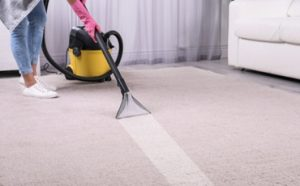 How Long Does Carpet Cleaning Take Featured